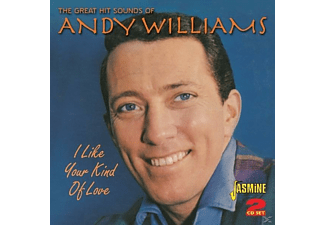 Andy Williams - I LIKE YOUR KIND OF LOVE  - (CD)