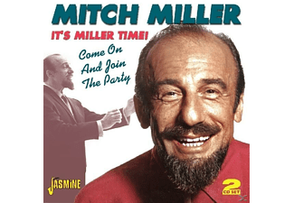 Mitch Miller - IT'S MILLER TIME - COME..  - (CD)