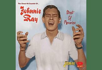 Johnnie Ray - Street Of Memories  - (CD)