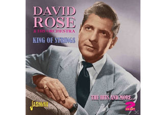 David Rose Orchestra - KING OF STRINGS - THE HITS AND MORE  - (CD)