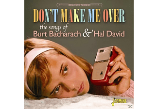VARIOUS - Don't Make Me Over  - (CD)