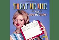 VARIOUS - Treat Me Nice [CD]