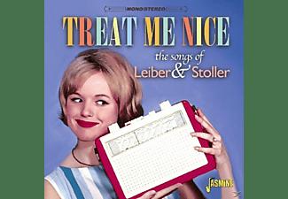 VARIOUS - Treat Me Nice  - (CD)