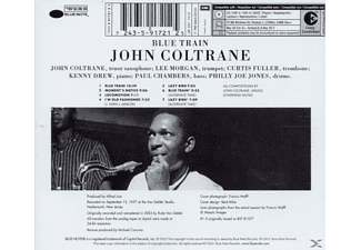 John Coltrane - Blue Train [CD]