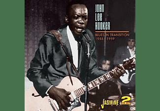John Lee Hooker - BLUES IN TRANSITION  - (CD)