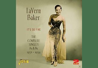 LaVern Baker - IT'S SO FINE  - (CD)