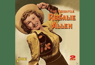 Rosalie Allen - VERSATILE ROSALIE ALLEN  - (CD)
