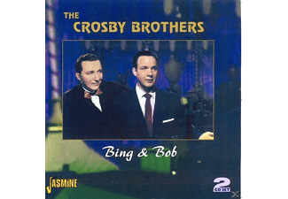 Crosby Brothers - Bing & Bob  - (CD)