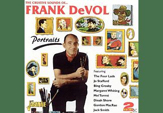 Frank Devol - CREATIVE SOUNDS OF  - (CD)