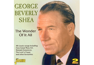 George Beverly Shea - WONDER OF IT ALL.2CD'S..  - (CD)