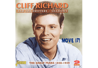 Cliff & The Drifters / Sha Richard, Cliff Richard - MOVE IT ! EARLY YEARS..  - (CD)