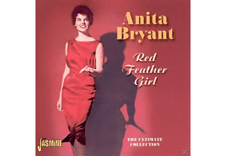 Anita Bryant - RED FEATHER GIRL, THE..  - (CD)