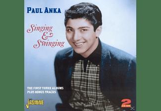 Paul Anka - Singing & Swinging  - (CD)