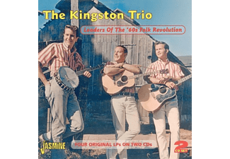 The Kingston Trio - LEADERS OF THE '60S..  - (CD)