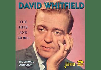 David Whitfield - HITS & MORE  - (CD)