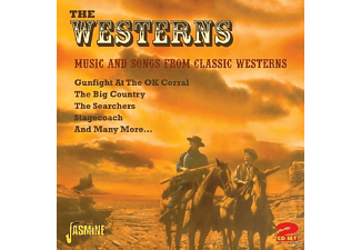 VARIOUS - Western-Music & Songs  - (CD)