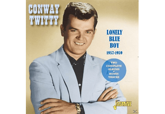 Conway Twitty - LONELY BLUE BOY/ 1957-195  - (CD)