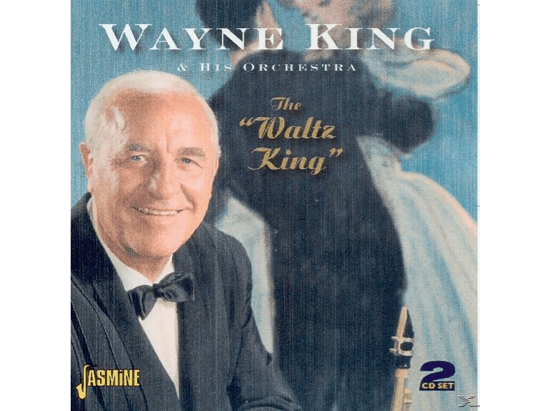 Wayne & His Orchestra King - The Waltz King [CD]
