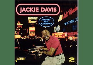 Jackie Davis - Jump Ing Hi-Fi Hammond  - (CD)