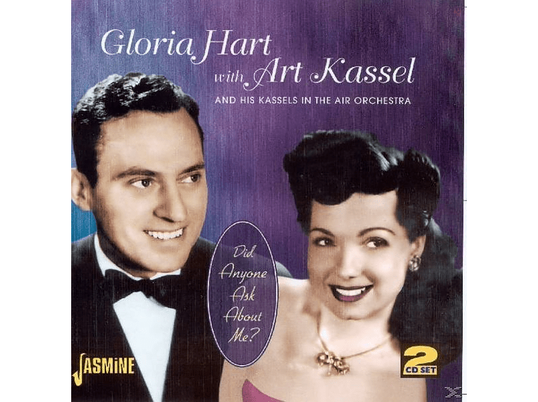 Gloria Hart - Did Anyone Ask About Me? [CD]