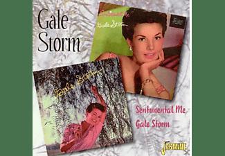 Gale Storm - Gale Storm & Sentimental Me  - (CD)