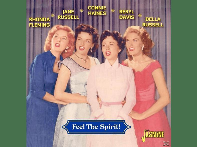 The Four Girls - Feel The Spirit [CD]