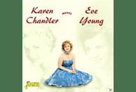 Karen Chandler - Karen Chandler Meets Eve Young [CD]