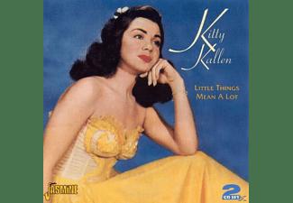 Kitty Kallen - Little Things Mean A Lot  - (CD)