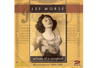 Lee Morse - Echoes Of A Songbird-50 Recordings 1924-1930  - (CD)
