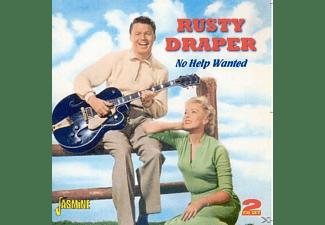 Rusty Draper - No Help Wanted  - (CD)
