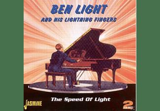 Ben & His Lightning Fingers Light - SPEED OF LIGHT  - (CD)