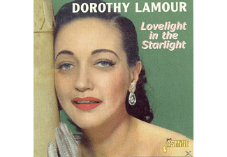 Dorothy Lamour - LOVELIGHT IN THE STARLIGH  - (CD)