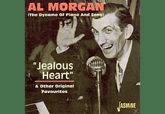 Al Morgan - JEALOUS HEART And OTHER FAV  - (CD)