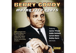 VARIOUS - BERRY GORDY. MOTOR CITY ROOTS  - (CD)
