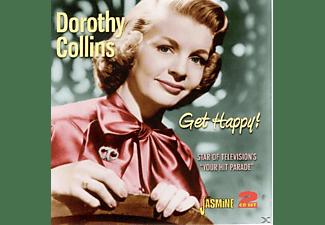 Dorothy Collins - GET HAPPY  - (CD)
