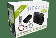 HIFONICS TBP800.4 Komplettpaket passiv