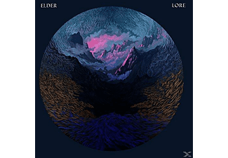 Elder - Lore - (LP + Bonus-CD)