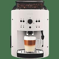 KRUPS Espressoautomat EA 8105 Espresso Weiß