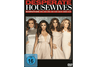 Desperate Housewives - Die komplette Serie (49 DVDs) DVD
