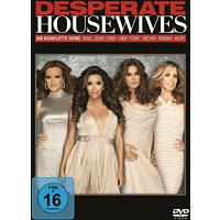 Desperate Housewives - Die komplette Serie (49 DVDs) DVD