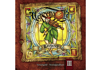 Versengold - Ketzerey - Nostalgiealbum Iii  - (CD)