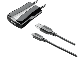 Cellular Line ACHUSBKITMICROUSB2 cargador de dispositivo móvil