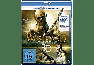 Wasteland - Am Ende der Menschheit 3D Blu-ray
