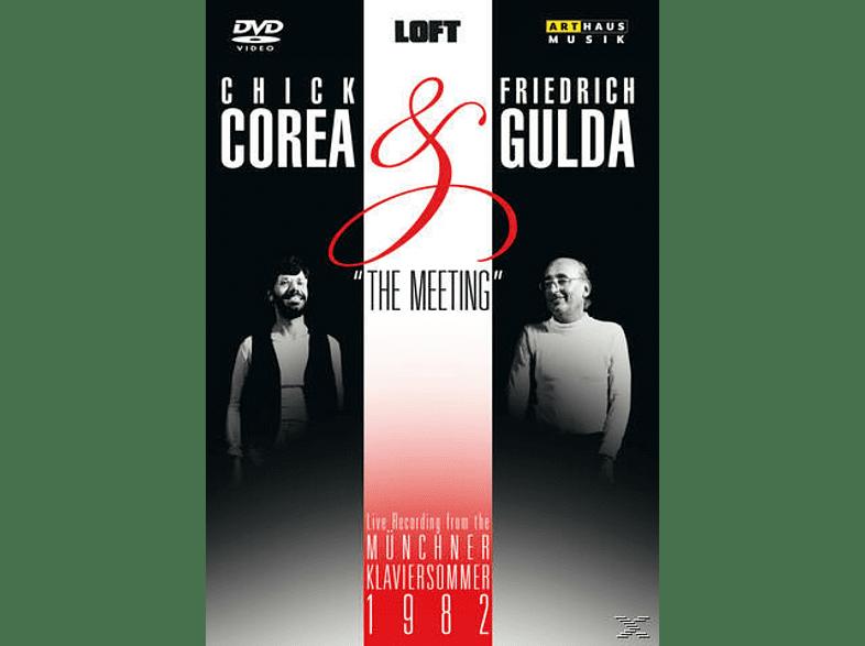 Friedrich Gulda, Chick Corea - The Meeting [DVD]