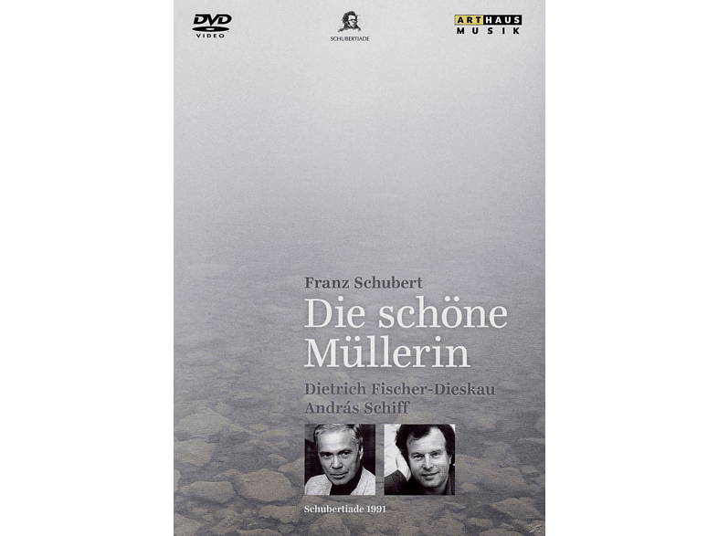 Dietrich Fischer-Dieskau, András Schiff - Die Schöne Müllerin [DVD]
