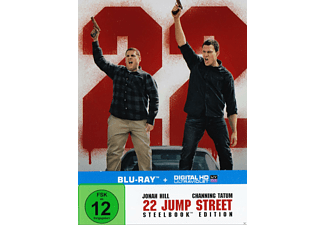 22 Jump Street (Steelbook Edition) [Blu-ray]