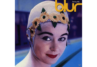Blur - Leisure  - (CD)