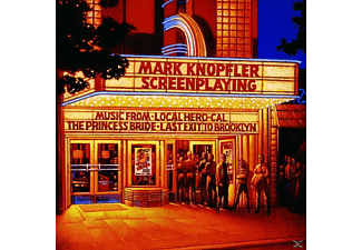 Mark Knopfler - SCREEN PLAYING  - (CD)