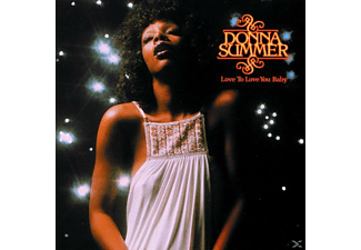 Donna Summer - LOVE TO LOVE YOU BABY  - (CD)