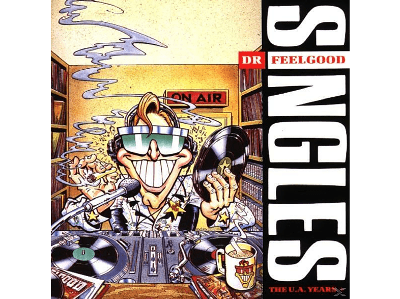 DR.FEELGOOD - Singles/The U.A.Years [CD]